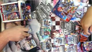 Cardfight!! Vanguard - G BT04 Soul Strike Against The Supreme Unboxing & Case Results