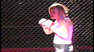 MMA Female Bloody Combat   Amy Golombinski vs Ema Oconno