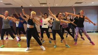 """YOU'RE THE ONE THAT I WANT"" GREASE - Dance Fitness Workout Valeo Club"