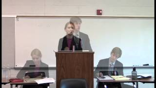 Lincoln-Douglas Debate - How to Judge