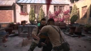 《Uncharted 4: A Thief's End》 E3 2015 實機遊玩影片