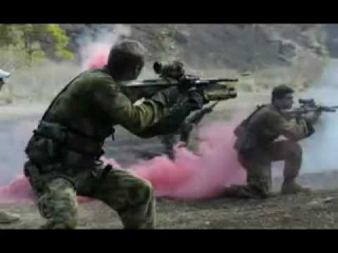 1st Battalion,Royal Australian Regiment Training-Cowboys From Hell