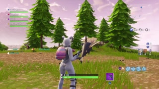 New Bunny Brawler skin-Fortnite Battle royal