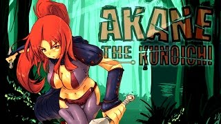Akane the Kunoichi 2-3 уровень