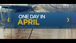 ONE DAY IN APRIL: 30 YEARS AFTER 1987 THRUWAY BRIDGE COLLAPSE