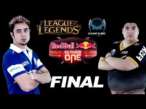 Red Bull Player One 2015 - Esinha e Yoda - GRANDE FINAL na MAX
