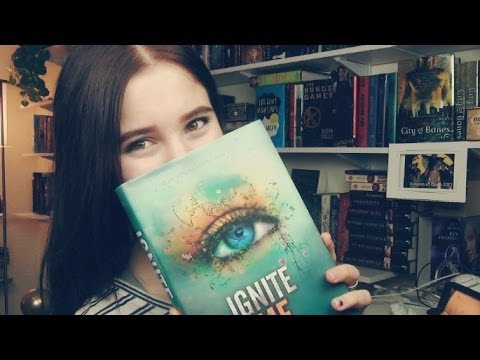 Ignite Me by Tahereh Mafi book review