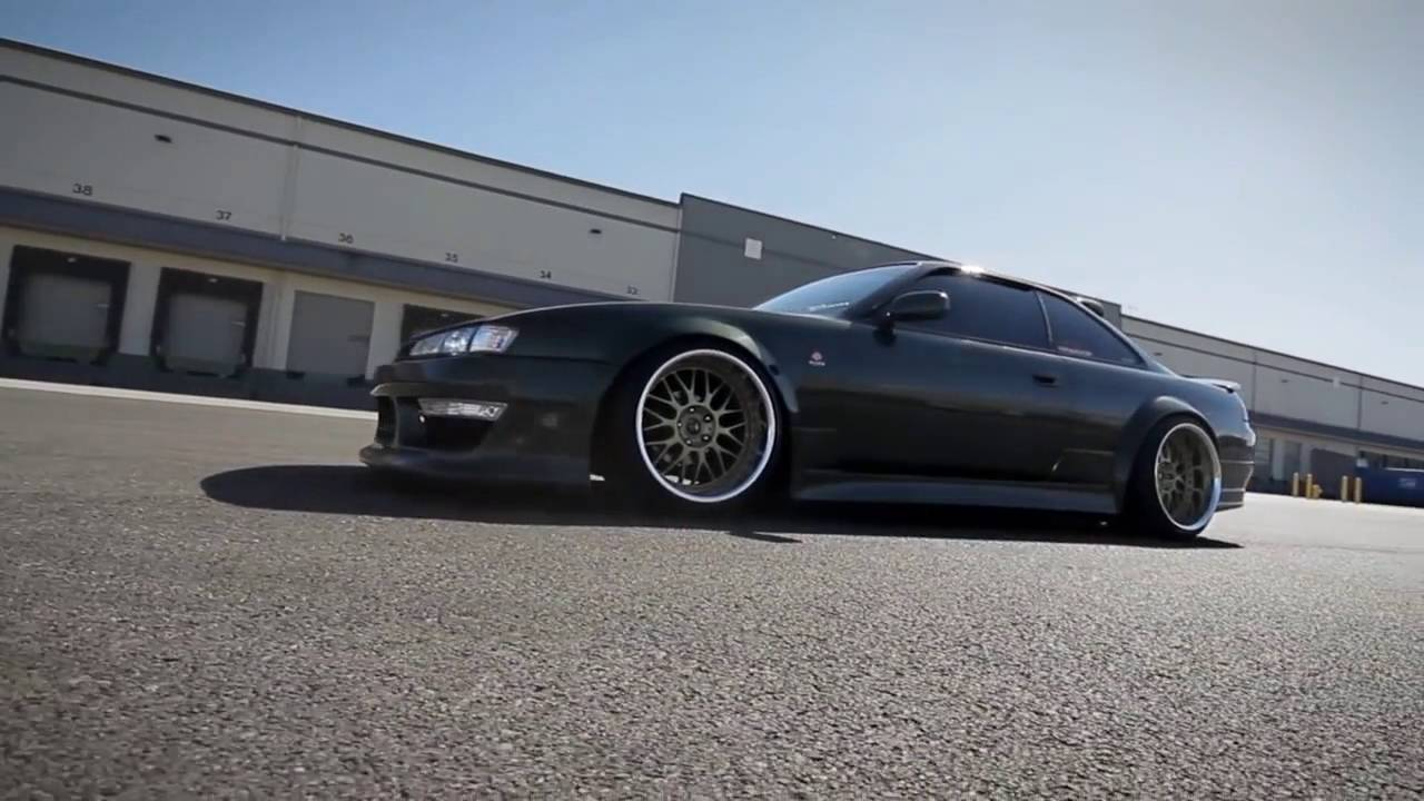 lowrider nissan 200sx s14 tuning youtube. Black Bedroom Furniture Sets. Home Design Ideas