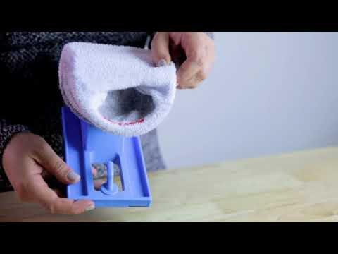 Приспособление для надевания носков Sock Slider Надевайка