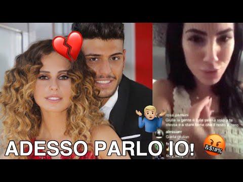 #VIPPISSIMA - SARA e LUIGI di Uomini&Donne in crisi? Lei s'incazza! E lo sfogo di Giulia De Lellis