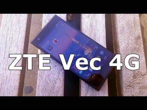 ZTE Blade Vec 4G Hands on Review [Greek]
