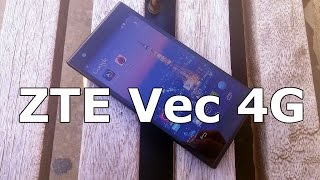 ZTE Blade Vec 4G Hands on Review [Greek] Thumbnail