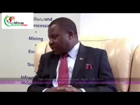 Pan African Business Expo Interview with Malawi High Commissioner HE Benard Sande