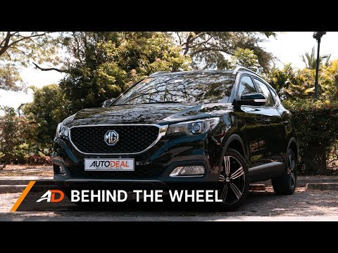 2019 MG ZS Alpha – Behind The Wheel
