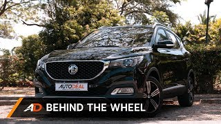 2019 MG ZS Alpha Review - Behind The Wheel