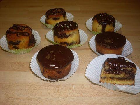 mini-quatre-quarts-aux-poires-et-au-chocolat---recette-facile