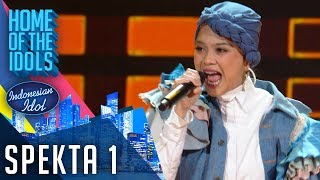 AGSEISA - RATHER BE (Clean Bandit feat. Jess Glynne) - SPEKTA SHOW TOP 15 - Indonesian Idol 2020