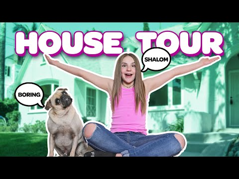 Piper Rockelle NEW OFFICIAL HOUSE TOUR 2019 **Secret Room EXPOSED** 🏠 | Piper Rockelle