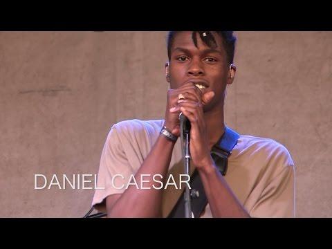 Daniel Caesar Sings at  NXNE 2016