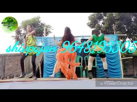 Rang Lehenga Main Delhi Yaar Bhatar Bade Saudi Main Bhojpuri Video New2018