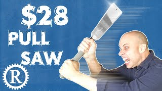 Should you get a Japanese pull saw?