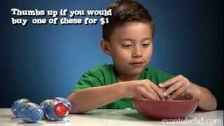 Part 2 - Opening Spider-man Choco Treasure Surprise Eggs + Microwave S'mores On Evantuberaw!