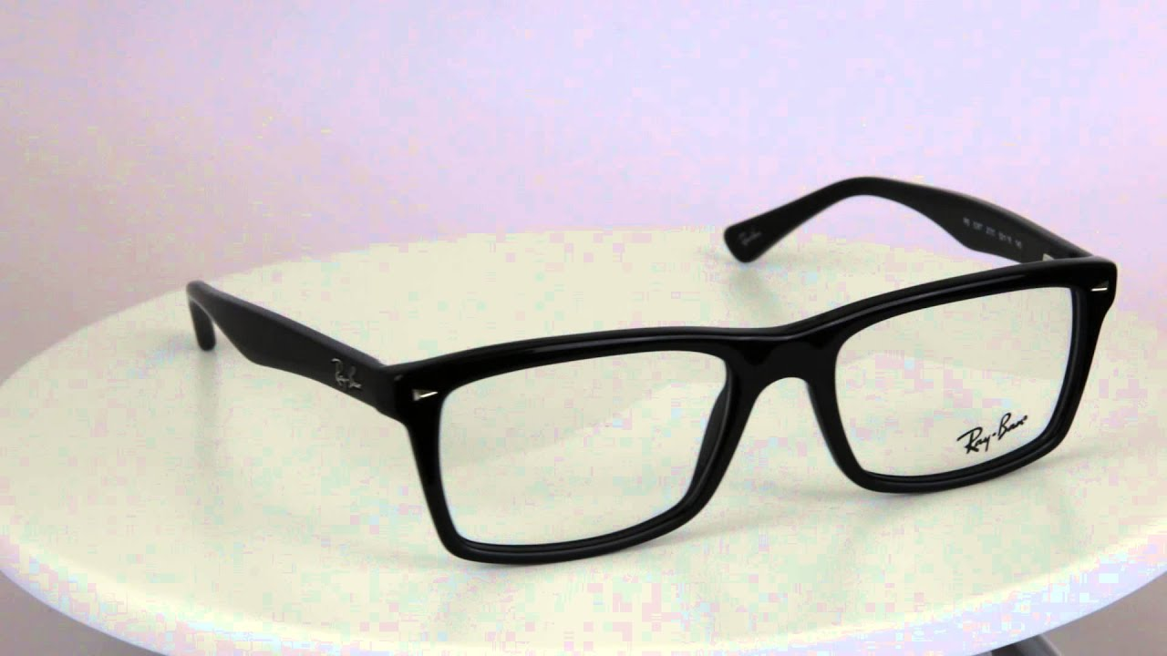 3ded980418 Ray-Ban RX5287 Eyeglasses - YouTube