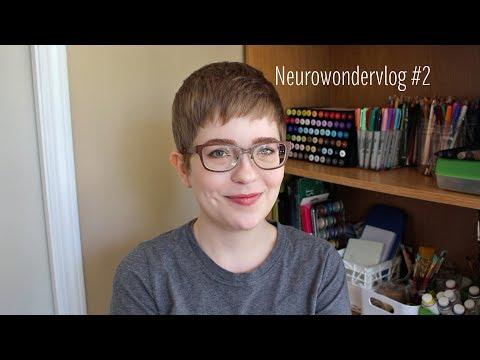 Activity to rest ratios 💤 Neurowondervlog #2