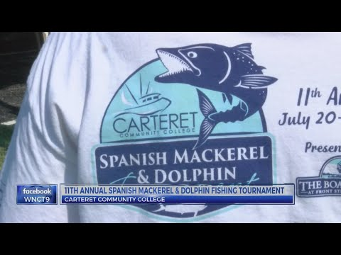 Carteret Community College celebrates annual fishing tournament