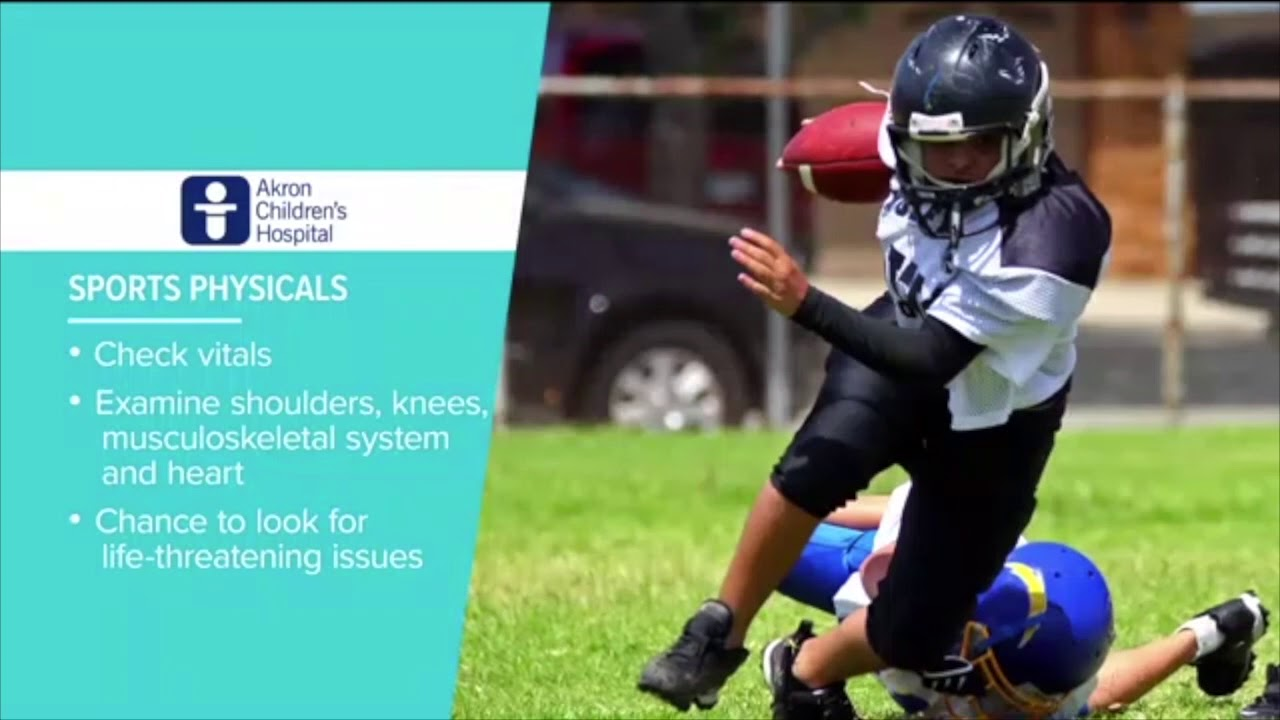Sports Medicine Center   Akron Children's Hospital