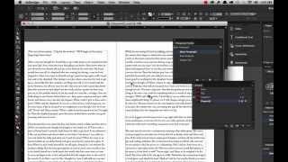 La création d'un Livre à l'aide d'Adobe InDesign CC2014