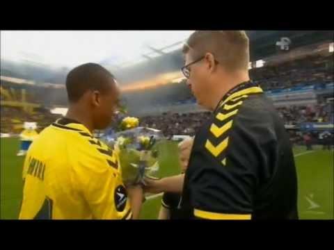 Lebogang Phiri's første år i Brøndby IF