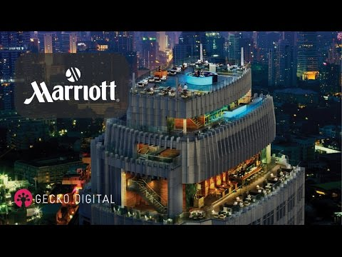 Marriot57 Rooftop Party, Bangkok
