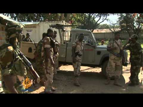 CAR awaits UN decision on peacekeepers