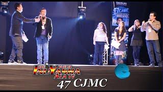 Conferencia con el elenco de InuYasha / 47 CJMC