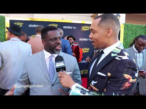 Warryn Campbell Dishes On
