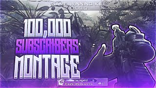 FaZe Replays | 100,000 Subscribers Montage by Ves
