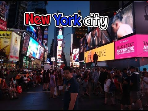 New York city, USA   Travel vlog   Travel guide   Things to do   Places to visit
