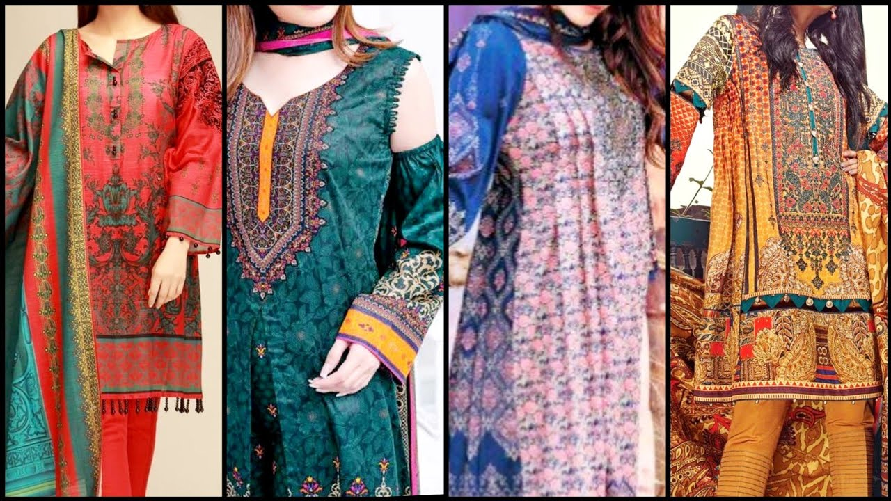 New And Stylish Summer Dresses Collection 2020,,/lawn Collection For Summer Fashion/Branded Dresses