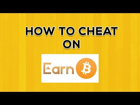 How To Cheat And Withdraw Bitcoin On  Earn.com