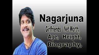 Nagarjuna Net Worth, Biography, Age, Height, Girlfriends, lifestyle, Salary