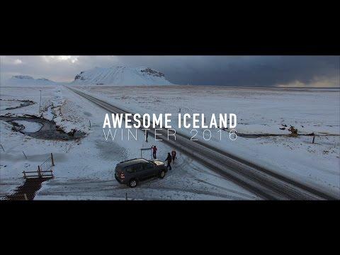 Awesome Iceland - Winter 2016 #projektanahais