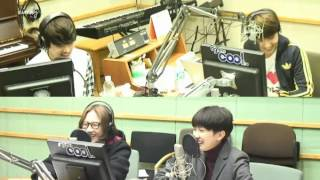 131205 Ending VIXX N Super Junior Ryeowook KTR