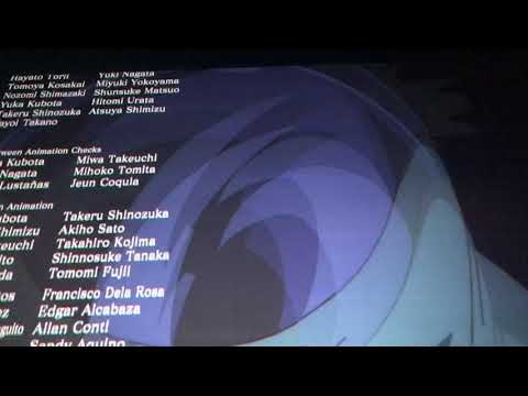 Blizzard ending credits to the Dragon Ball Super Broly movie! Part 1