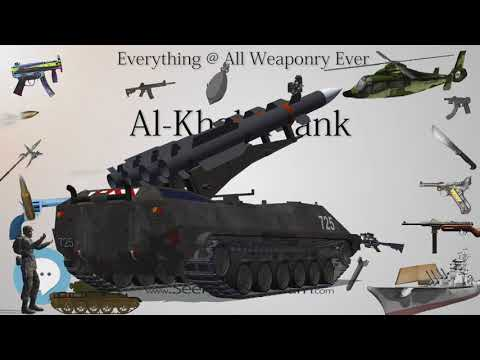 Al Khalid tank (Everything WEAPONRY & MORE)💬⚔️🏹📡🤺🌎😜✅