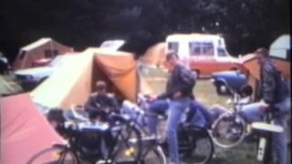 Woodbridge 1984, Tangham campsite