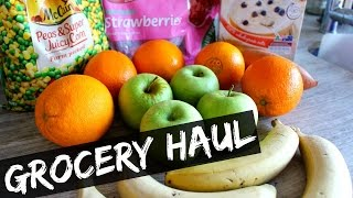 HEALTHY GROCERY HAUL | FOOD FOR WEIGHTLOSS