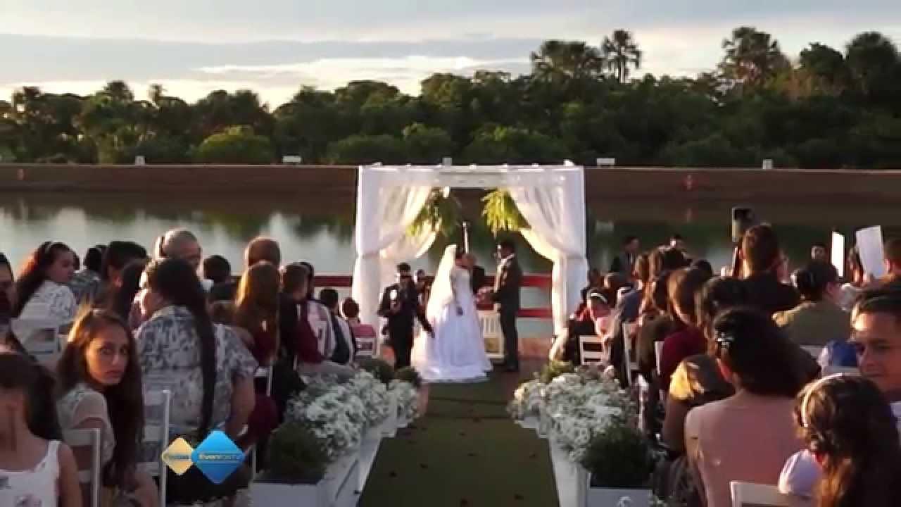 Casamento No Eco Hotel Do Lago Youtube