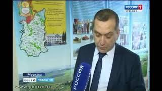Главы  администрации  Моргаушского  района Тимофеев и Чувашии Игнатьев о китайцах