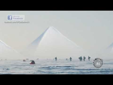 US Marines sent to explore Ancient Pyramids discovered in Antarctica| !!! ??April 2017